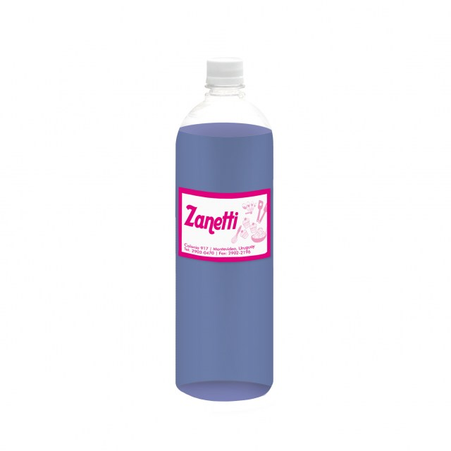 Color Liquido Azul 1L